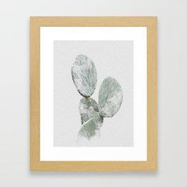 Kaktos II Framed Art Print