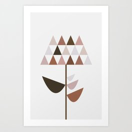 Everything is nature Art Print