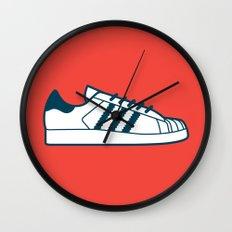 #56 Adidas Superstar Wall Clock