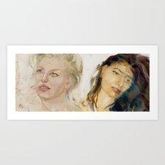 painting1 Art Print