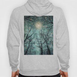 Nature Blazes Before Your Eyes (Mint Embers) Hoody