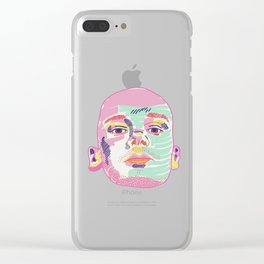 FRANK I Clear iPhone Case