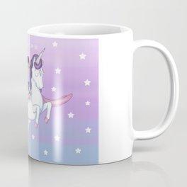 Tina's Unicorn Coffee Mug