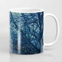 silent Mugs featuring Silent Night  by Laura Ruth
