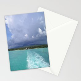 Sea Landspace Stationery Cards