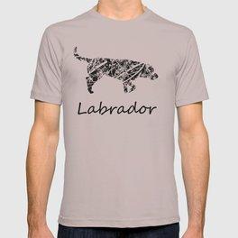 Labrador Scribble T-shirt