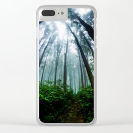 """""""Get lost"""" they said, and so I did Clear iPhone Case"""