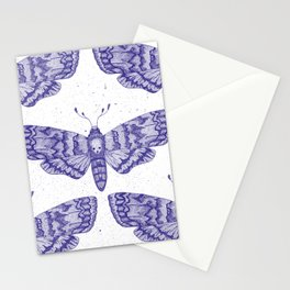 Death's Head Hawkmoth Stationery Cards