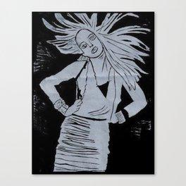StyleGirl Canvas Print