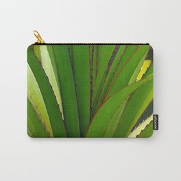 Young Screw Pine Carry-All Pouch