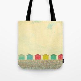 Beachfront Tote Bag