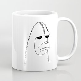 Sasquatch Coffee Mug