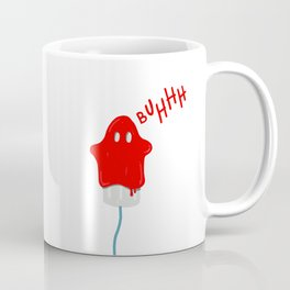 Scary Blood Coffee Mug