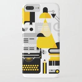 Creative Writing iPhone Case