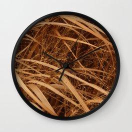 Into Winter Wall Clock