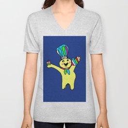 Muffin Man Unisex V-Neck