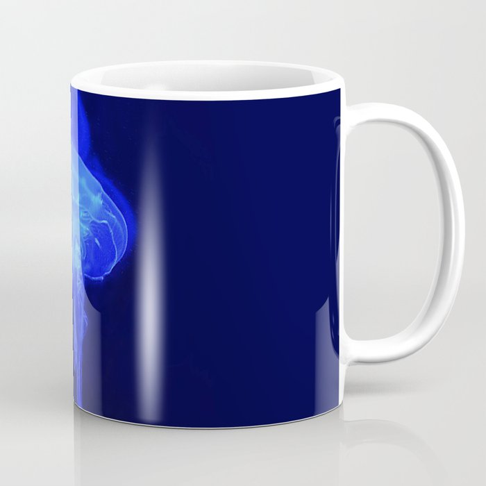 Blue Jelly Coffee Mug