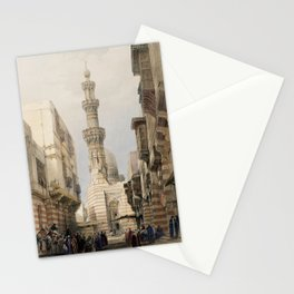 Bullack Cairo, Egypt (1849) Stationery Cards