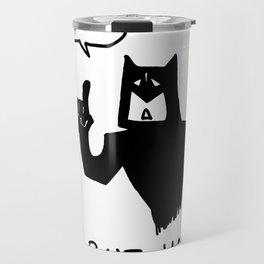 [ Bat Man ] Bruce Wayne But Man  Travel Mug