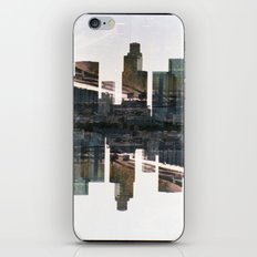 Landscapes c3 (35mm Double Exposure) iPhone & iPod Skin