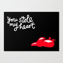 Love 5 Canvas Print