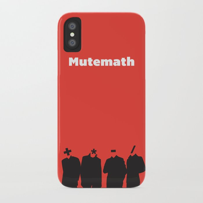 mutemath iphone