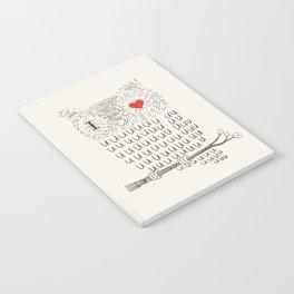 I Love Uuuuuuuu Notebook