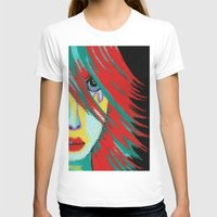 indie T-shirts featuring Mosaic Indie by Sartoris ART