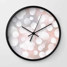 Lights Wall Clock