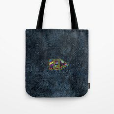 PlayPause Tote Bag