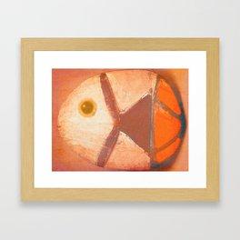 Mola Mola 2 Framed Art Print