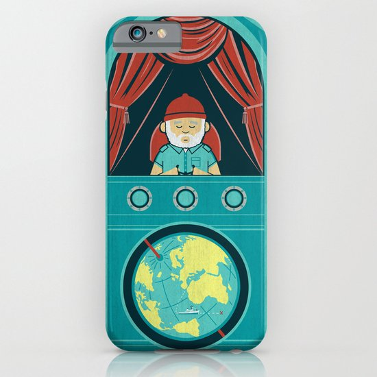 Aquatic Adventurer iPhone & iPod Case
