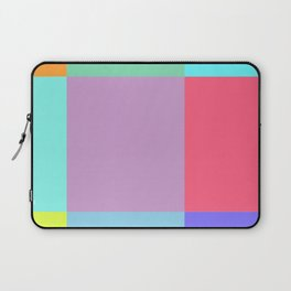 Re-Created  Supreme Court xx by Robert S. Lee Laptop Sleeve