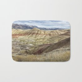 The HIlls are Alive with Color Bath Mat