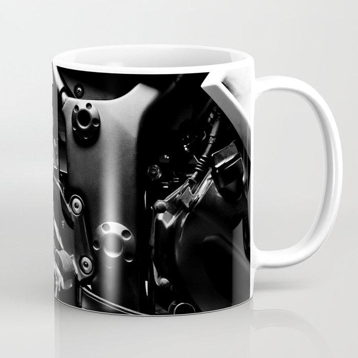 Kawasaki Ninja Motorcycle Wall Art V Coffee Mug