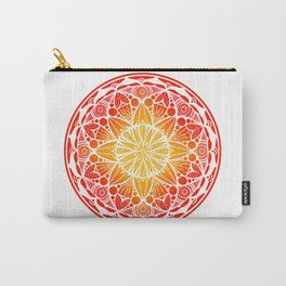 Mandala_02 Carry-All Pouch