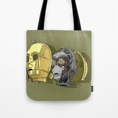 C Thru PO Tote Bag
