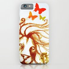 Beast and the Butterflies iPhone 6s Slim Case