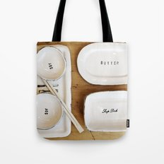 BUTTER Tote Bag