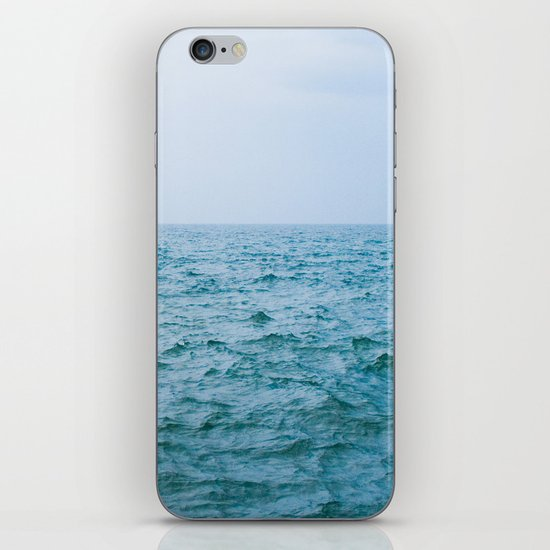 Nautical Porthole Study No.3 iPhone & iPod Skin