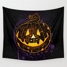 Trick or Treat Wall Tapestry