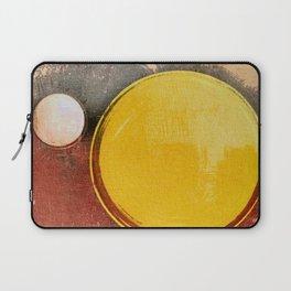 Kuaray and Jacy (Sun and Moon) Laptop Sleeve