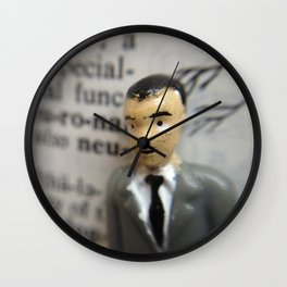 Ninny Neuron Wall Clock