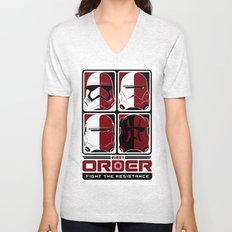The First Order Unisex V-Neck