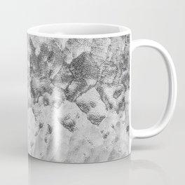 Clear Water (Black and White) Coffee Mug