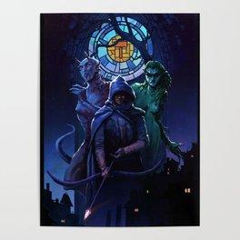 Thief 20th Anniversary Poster