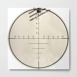 12 O'Clock High: Red Baron Edition Metal Print
