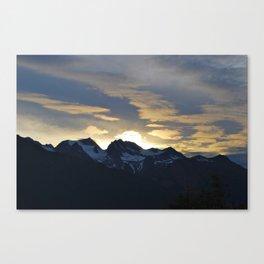 Chilkat State Park, Alaska Canvas Print