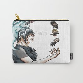 Final Fantasy XV - Chibified! Carry-All Pouch