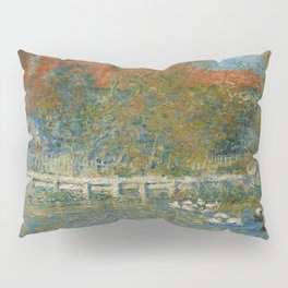 The Duck Pond Pillow Sham